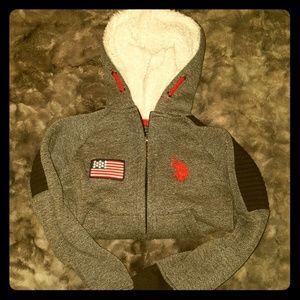 Kid's Polo  hoodie